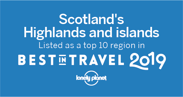 Highlands & Islands Best in Travel Lonely Planet